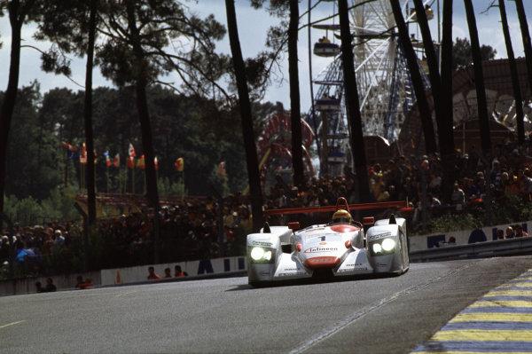2001 Le Mans 24 Hours Le Mans, France. 16th - 17th June 2001 World Copyright - LAT Photographic ref: 01LM03.
