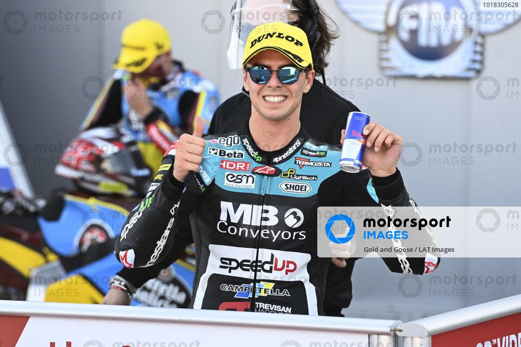 Fabio Di Giannantonio, Speed Up Racing .