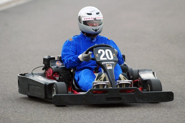 David (Toddy) McIntosh (GBR) Photographer finished fourteenth.  