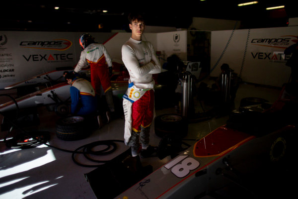 Leonardo Pulcini (ITA, Campos Racing)