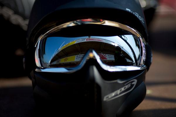 Circuit de Barcelona Catalunya, Barcelona, Spain. Wednesday 15 March 2017. Campos Racing pit-stop equipment.  Photo: Alastair Staley/FIA Formula 2 ref: Digital Image 585A0023