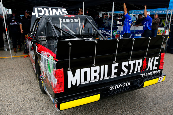 2017 Camping World Truck - NextEra Energy Resources 250 Daytona International Speedway, Daytona Beach, FL USA Thursday 23 February 2017 Noah Gragson World Copyright: Russell LaBounty/LAT Images ref: Digital Image 17DAY2rl_00982