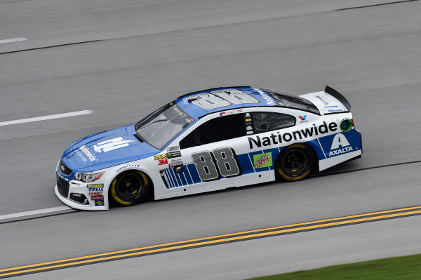 Monster Energy NASCAR Cup Series GEICO 500 Talladega Superspeedway, Talladega, AL USA Friday 5 May 2017 Dale Earnhardt Jr, Hendrick Motorsports, Nationwide Chevrolet SS World Copyright: John K Harrelson LAT Images