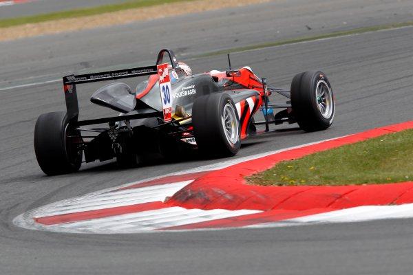 2014 FIA European F3 Championship Round 1 - Silverstone, UK 18th - 20th April 2014 Max Verstappen (NED) Van Amersfoort Racing Dallara F312 – Volkswagen World Copyright: XPB Images / LAT Photographic  ref: Digital Image 3069820_HiRes
