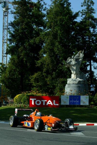 Grand Prix Automobile de PauPau, France, 7-9 June 2003,Nico Rosberg, TEam RosbergPhoto: Glenn Dunbar/LAT, World Copyright,Digital image only