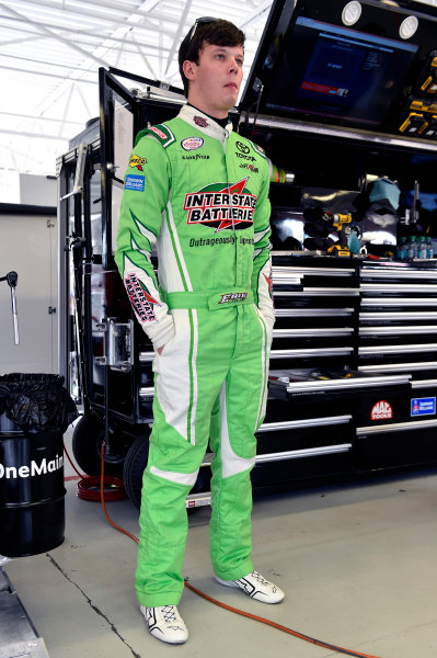 4-5 March 2016, Las Vegas, Nevada USA Erik Jones, Interstate Batteries Toyota Camry ? 2016, Nigel Kinrade LAT Photo USA