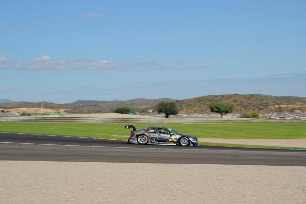 Round 9 - Valencia, Spain28th - 30th September 2012Ralf Schumacher (GER), Team HWA AMG Mercedes, AMG Mercedes C-CoupeWorld Copyright:  XPB Images / LAT Photographicref: Digital Image 2375382_HiRes