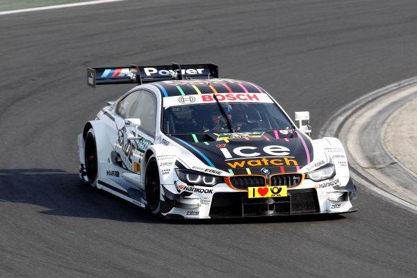 2014 DTM Testing. Hungaroring, Hungary. 31st March 2014. Bruno Spengler (CAN) BMW Team Schnitzer BMW M4 DTM World Copyright: XPB / LAT Photographic. Ref: 3031004_HiRes.jpg