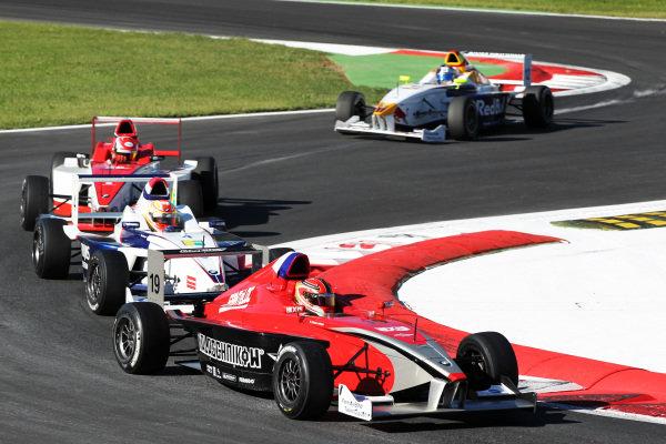 Come Ledogar (FRA) Eifelland Racing. Formula BMW Europe, Rds 12 & 13, Monza, Italy, 10-12 September 2010.