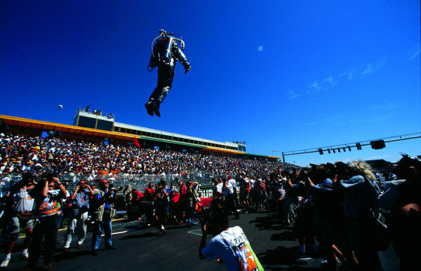 1996 Australian Grand Prix.