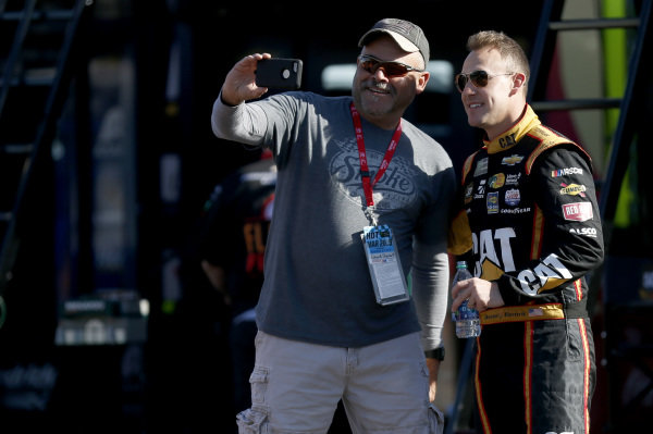 #8: Daniel Hemric, Richard Childress Racing, Chevrolet Okuma