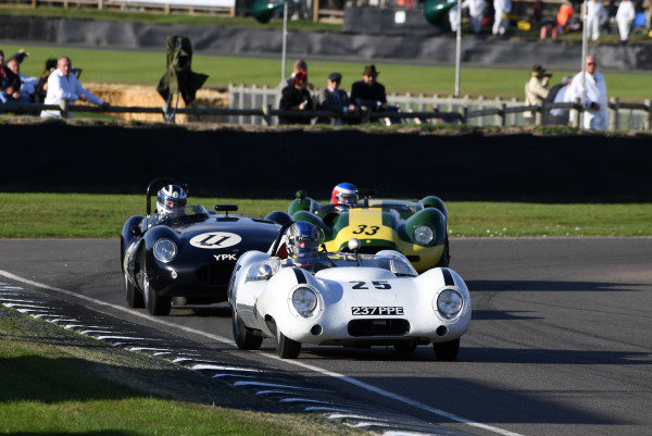 Sussex Trophy Roger Wills Lotus 15