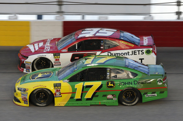 #17: Ricky Stenhouse Jr., Roush Fenway Racing, Ford Fusion John Deere
