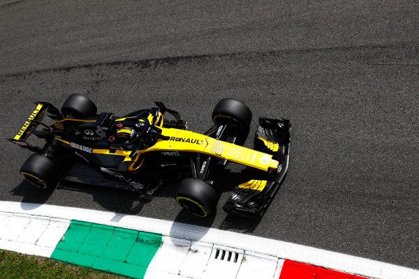 Nico Hulkenberg, Renault Sport F1 Team R.S. 18.