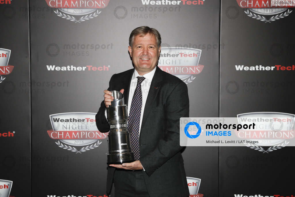2018 WeatherTech Night of Champions, Rory Harvey, Cadillac