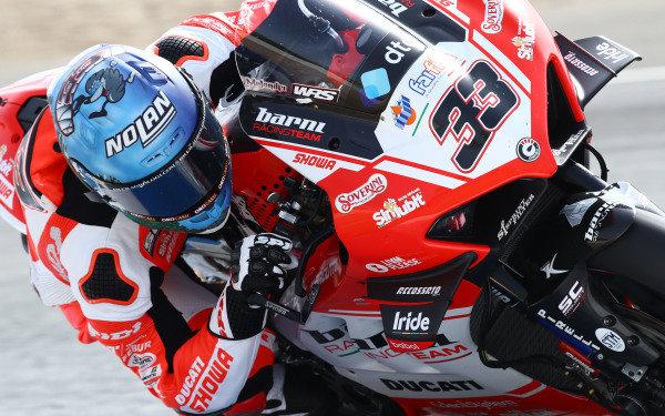 Marco Melandri, Barni Racing Team.