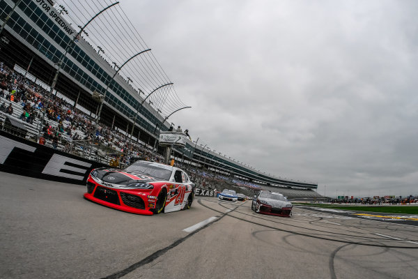 #20: Christopher Bell, Joe Gibbs Racing, Toyota Supra Ruud, #19: Brandon Jones, Joe Gibbs Racing, Toyota Supra jdgibbslegacy.com