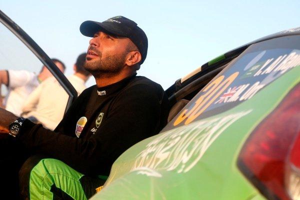Yazeed Al Rajhi (UAE) / Michael Orr (GBR), Yazeed Racing Ford Fiesta RS WRC at FIA World Rally Championship, Rd7, Rally Poland, Day Three, Mikolajki, Poland, 3 July 2016.