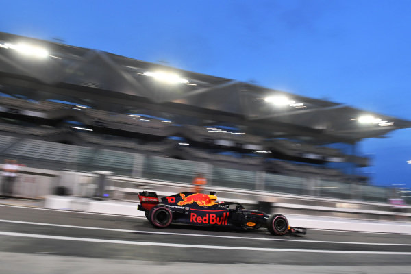 Pierre Gasly, Red Bull Racing RB14
