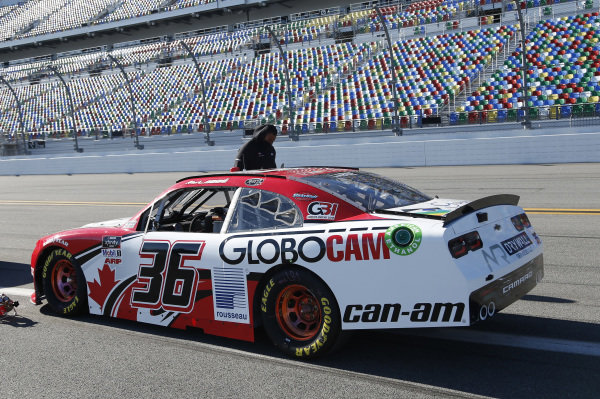 #36: Alex Labbe, DGM Racing, Chevrolet Camaro Globocam/Prolon Controls