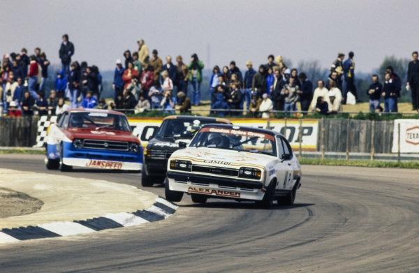 Gordon Spice / Peter Clark, Gordon Spice Group, Ford Capri III.