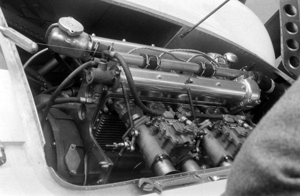 A Cunningham C6-R - Offenhauser engine.