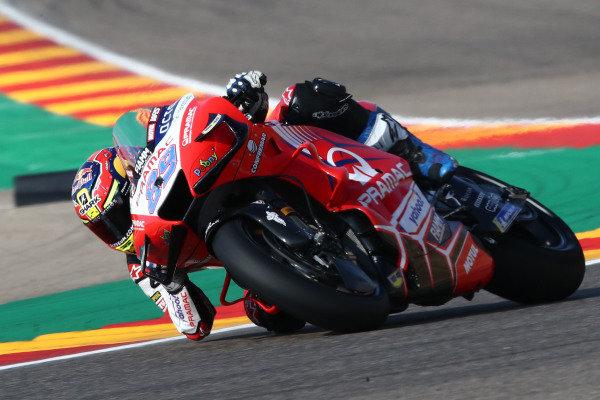 Jorge Martin, Pramac Racing.