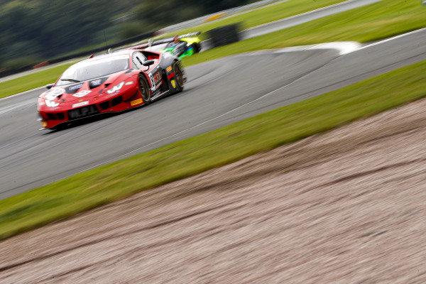 #18 Michael Igoe / Phil Keen - WPI Motorsport Lamborghini Huracan GT3 Evo