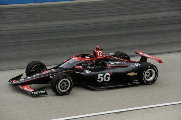 #12: Will Power, Team Penske Chevrolet