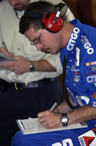 2002 NASCAR,New Hampshire Intl. Speedway,Sept 13-15, 