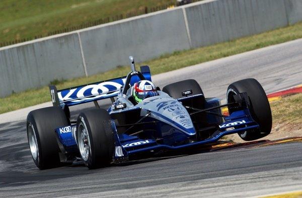CART FedEx Championship Series.Grand Prix of Road America, Round 12August  16-18, 2002.Elkhart Lake, Wisconsin, USADario Franchitti (GBR)Digital Image