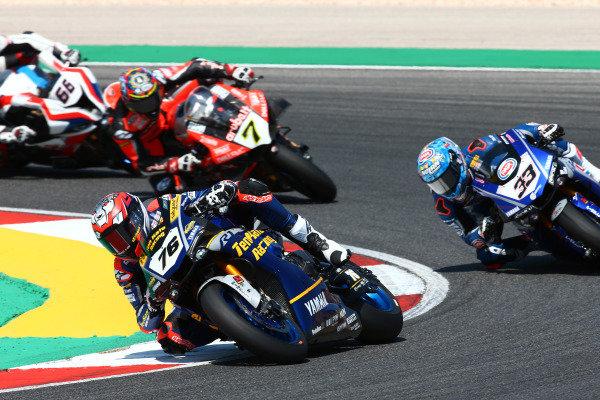 Loris Baz, Althea Racing, Marco Melandri, GRT Yamaha WorldSBK.