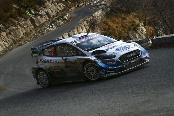 Teemu Suninen (FIN), M-Sport Ford WRT, Ford Fiesta RS WRC 2020