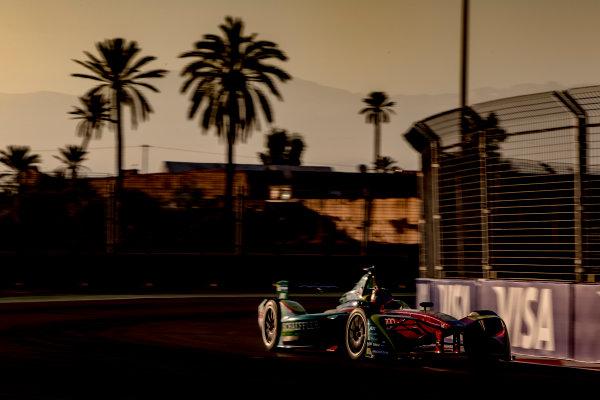 2016/2017 FIA Formula E Championship. Marrakesh ePrix, Circuit International Automobile Moulay El Hassan, Marrakesh, Morocco. Saturday 12 November 2016. Daniel Abt (GER), ABT Schaeffler Audi Sport, Spark-Abt Sportsline, ABT Schaeffler FE02.  Photo: Zak Mauger/LAT/Formula E ref: Digital Image _X0W5426