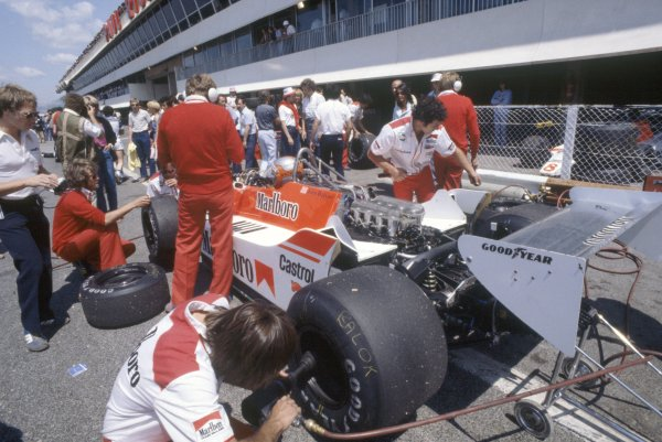 1980 French Grand Prix.