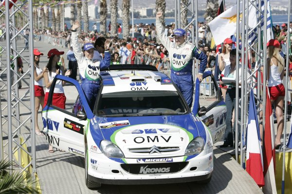 2005 FIA World Rally Champs. Round Six