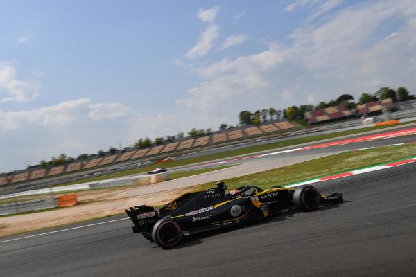 Jack Aitken (GBR) Renault Sport F1 Team RS18