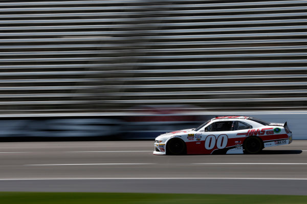 2017 NASCAR Xfinity Series My Bariatric Solutions 300 Texas Motor Speedway, Fort Worth, TX USA Friday 7 April 2017 Cole Custer World Copyright: Matthew T. Thacker/LAT Images ref: Digital Image 17TEX1mt1126