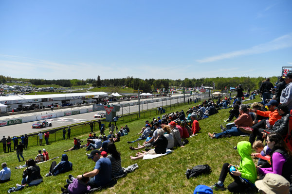 Pirelli World Challenge Victoria Day SpeedFest Weekend Canadian Tire Motorsport Park, Mosport, ON CAN Saturday 20 May 2017 Ryan Eversley/ Tom Dyer World Copyright: Richard Dole/LAT Images ref: Digital Image RD_CTMP_PWC17112