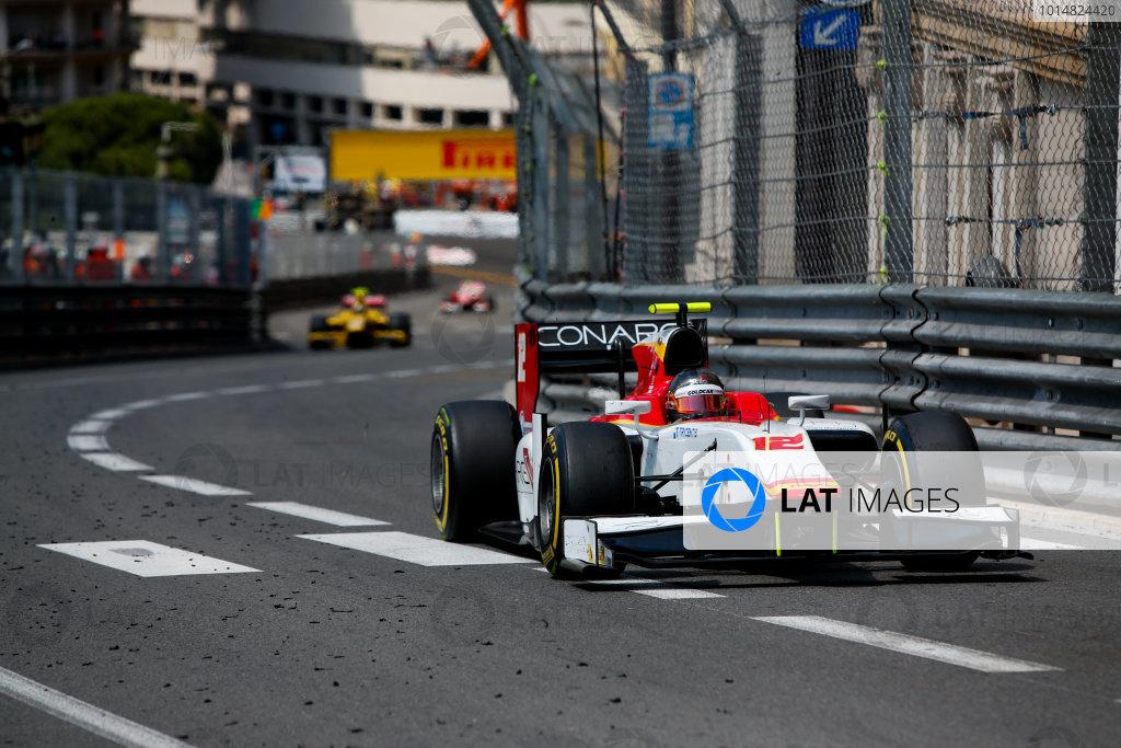 Round 3 - Monte Carlo, Monaco