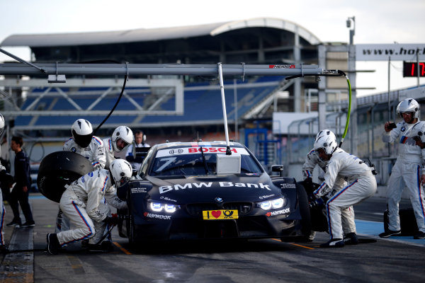 2017 DTM Testing & Media Day Hockenheim, Germany. Thursday 6 April 2017. Maxime Martin, BMW Team RBM, BMW M4 DTM. World Copyright: Alexander Trienitz/LAT Images ref: Digital Image 2017-DTM-MD-HH-AT1-0925