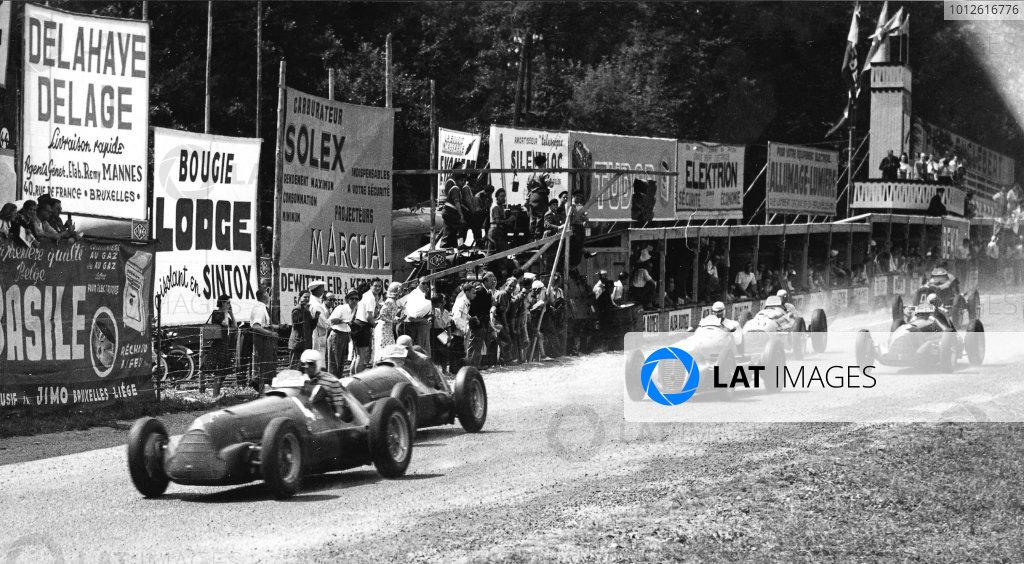 1947 Belgian Grand Prix.
