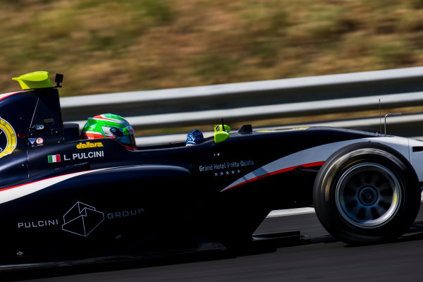 2017 GP3 Series Test 4.  Hungaroring, Budapest, Hungary. Wednesday 7 June 2017. Leonardo Pulcini (ITA, Arden International)  Photo: Zak Mauger/GP3 Series Media Service. ref: Digital Image _56I2337