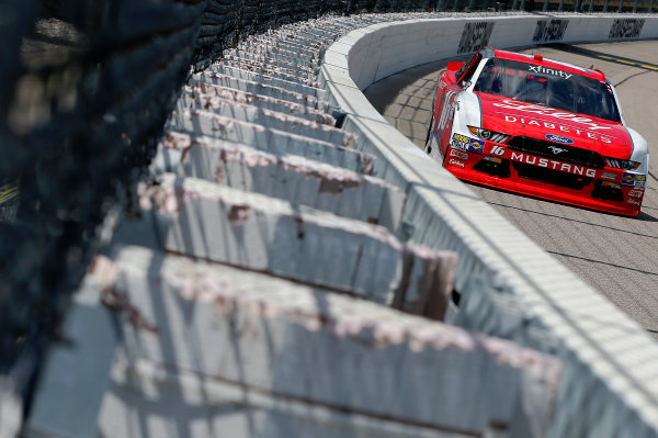 NASCAR XFINITY Series American Ethanol E15 250 presented by Enogen Iowa Speedway, Newton, IA USA Friday 23 June 2017 Ryan Reed, Lilly Diabetes Ford Mustang World Copyright: Brett Moist LAT Images
