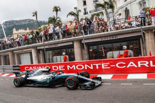 Valtteri Bottas (FIN) Mercedes-AMG F1 W09 EQ Power+