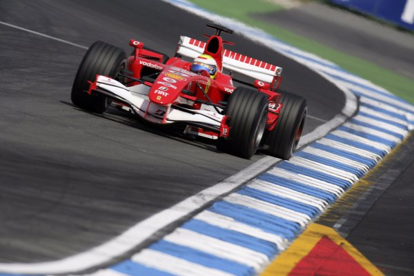 2006 German Grand Prix - Saturday Qualifying