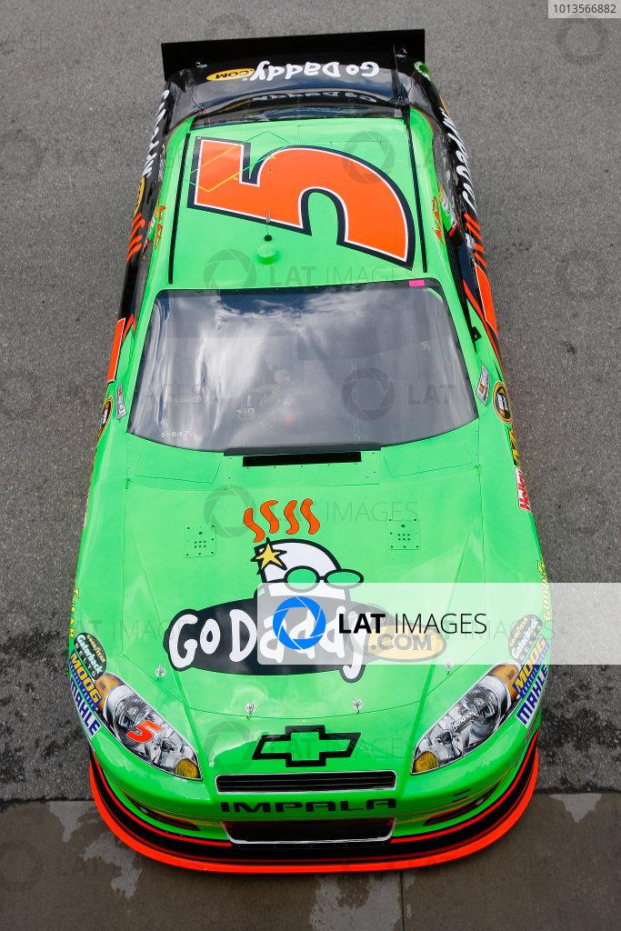 2011 NASCAR Fontana