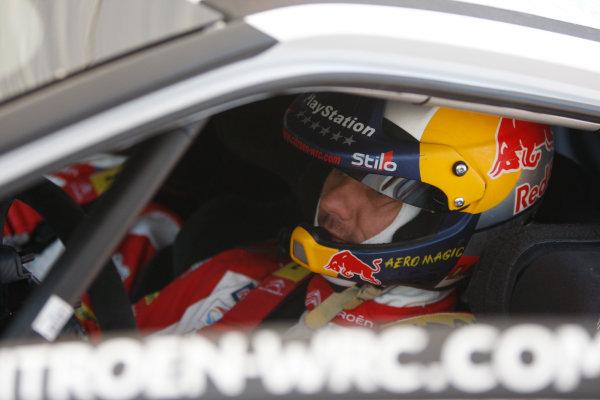 Round 2, Rally of Mexico, 3rd-6th March 2011Sebsatien Loeb, Citroen DS3 WRC, Portrait, Worldwide Copyright: McKlein/LAT