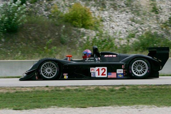 Michael Lewis (USA) Autocon Motorsports Riley & Scott MkIIIC.American Le Mans Series, Rd7, Road America, Elkhart Lake, USA, 19-21 August 2005.DIGITAL IMAGE