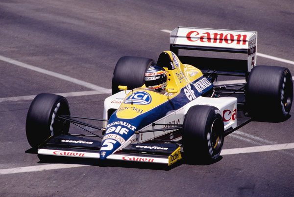 1989 United States Grand Prix.